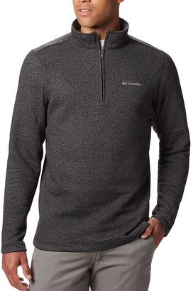 Columbia Men's Great Hart Mountain III Quarter-Zip Pullover