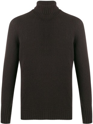 Drumohr turtle neck jumper