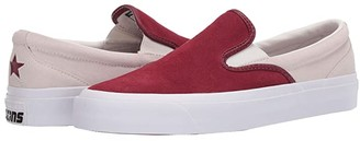 Converse Skate One Star CC Slip Pro Suede (Team Redegret/Team Red) Skate Shoes