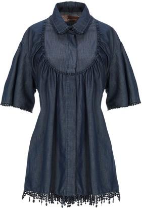 Blumarine Denim shirts