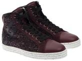 Hogan R182 Hi-Top Sneakers