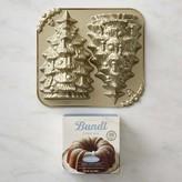 Nordicware Tree Cake Pan & Williams-Sonoma Vanilla Bundt® Cake Mix