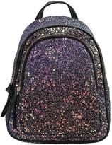 New Look GLITTER Rucksack purple