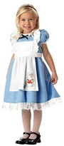 Disney Lil' Alice in Wonderland Girls' Costume