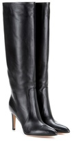 Gianvito Rossi Dana leather knee-high boots
