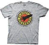 Ripple Junction T-Shirt - Futurama - Planet Express Logo
