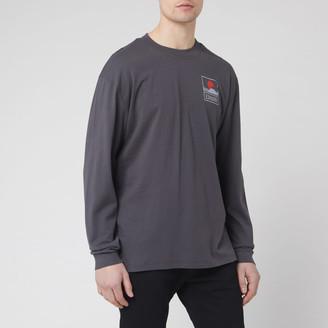 Edwin Men's Sunset on Mt. Fuji Long Sleeve T-Shirt