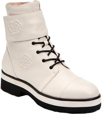 Taryn Rose Valentina Weatherproof Leather Boot