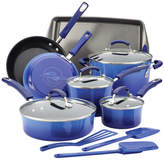 Rachael Ray 14 Piece Non-Stick Cookware Set