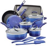 Rachael Ray 14 Piece Non-Stick Cookware Set