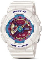 Baby-G Color Add Watch, 46.3mm