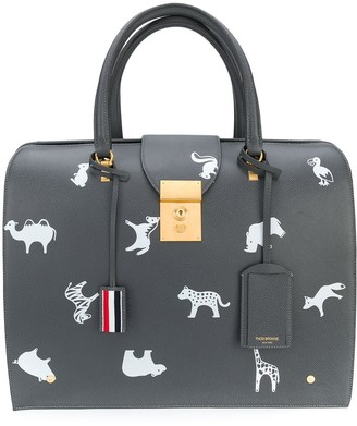 Thom Browne Mr. Thom tote bag