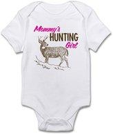 CafePress - Mommy's Hunting Girl - Cute Infant Bodysuit Baby Romper