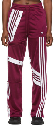 adidas Purple Danielle Cathari Edition TP Lounge Pants