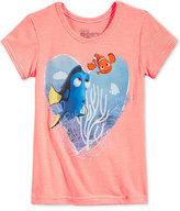Disney Disney's Dory Graphic-Print T-Shirt, Toddler & Little Girls (2T-6X)