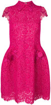 Ermanno Scervino classic flared dress - women - Acrylic/Polyamide/Polyester/Wool - 40