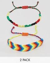 Asos Festival Bracelet Pack