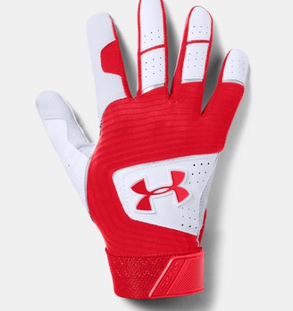 Under Armour Youth UA Clean Up Batting Gloves