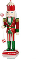 "Holiday Lane 14"" Wood Cupcake Nutcracker, Created for Macy's"