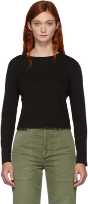 Amo Black Babe Long Sleeve T-Shirt