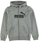 Puma Kids No1 Junior Boys Hoody Full Zip Hoodie Long Sleeve Hooded Casual Top