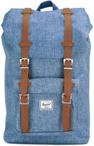 Herschel Supply Co. - buckle strap backpack - unisex - Polyester - One Size