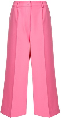 Cynthia Rowley Maxwell cropped trousers