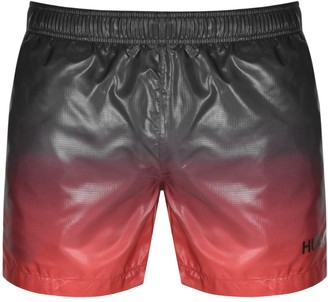 HUGO BOSS Malibu Swim Shorts Red