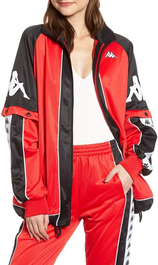 222 Banda Big Bay Convertible Jacket
