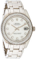 Rolex Datejust Pearlmaster Watch