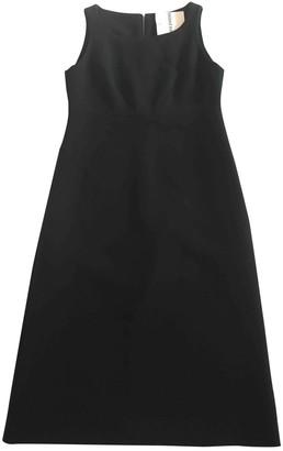 Sofie D'hoore Sofie Dhoore Black Wool Dress for Women