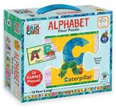 Eric Carle BePuzzled® The World of 26-Piece Alphabet Floor Puzzle