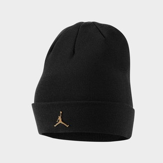 Nike Jordan Jumpman Metal Cuffed Beanie Hat