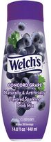 Sodastream Fountain Style Welch's Grape Flavored Sparkling Drink Mix