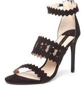 Dorothy Perkins Womens Online Exclusive Black' Sophia' Sandals- Black