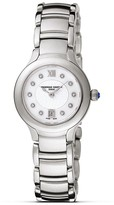 "Frederique Constant Delight"" Stainless Steel with Diamond Accents, 31 mm"