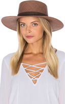 Janessa Leone Carolina Bolero Hat