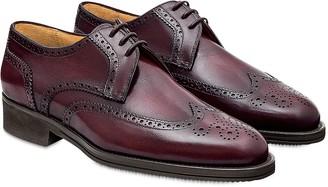 Pakerson Wine Pisa Derby Shoe