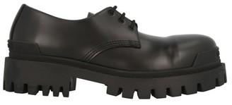 Balenciaga Stike Derby Shoes