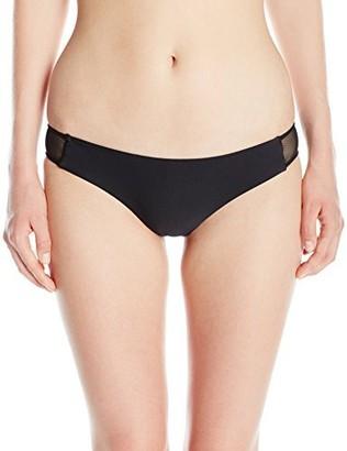 RVCA Women's Imaginary Cheeky Bikini Bottom