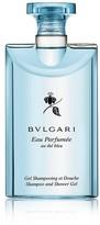 Bvlgari Eau Parfumée au thé bleu Shampoo & Shower Gel