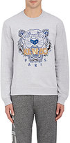Kenzo Men's Tiger Embroidered French Terry Sweatshirt