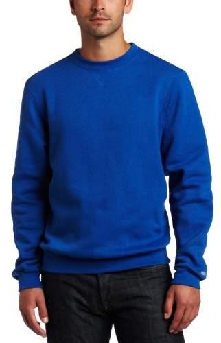 Soffe Men's Training Fleece Crew Sweatshirt