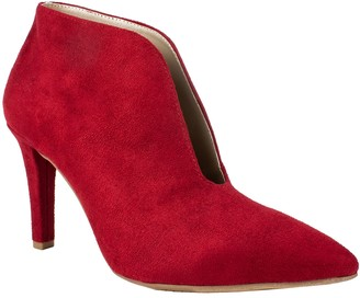 Rialto by White Mountain Pointy Toe Ankle Booties - Maverick