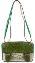 Reed Krakoff Alligator & Snakeskin Academy Bag w/ Tags