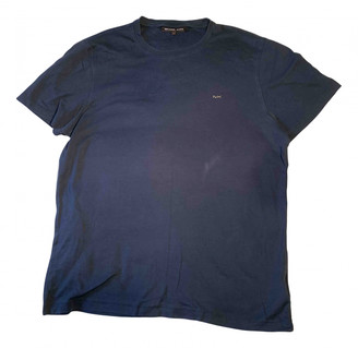 Michael Kors Navy Cotton T-shirts
