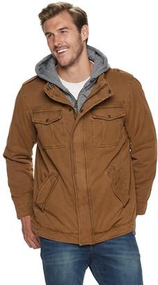 Levi's Big & Tall Hooded Trucker Jacket
