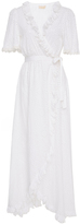 By Ti Mo byTiMo Broderie Anglaise Wrap Gown