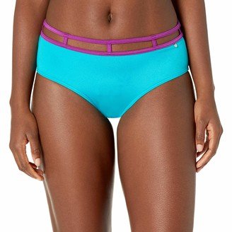 GUESS Women's Cut Out Culotte Bikini Bottom
