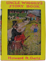 One Kings Lane Vintage Uncle Wiggily's Story Book